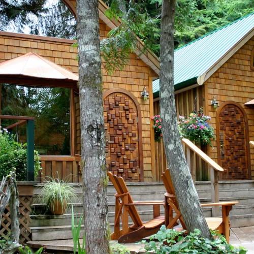 Nimmo Bay Resort, Port McNeill