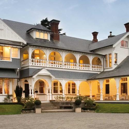 Otahuna Lodge, near Christchurch