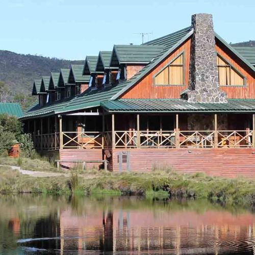 Peppers Cradle Mountain Lodge, Tasmania