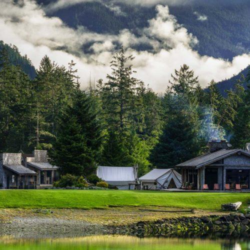 Clayoquot Wilderness Lodge, Tofino