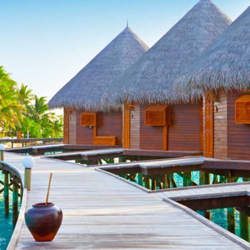 Four Seasons Kuda Huraa, Maldives