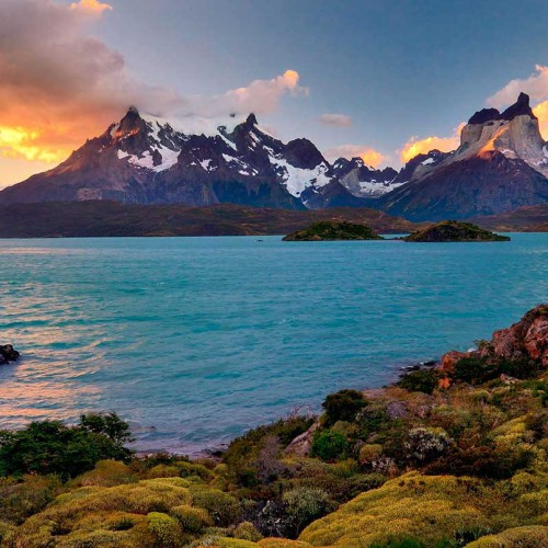 Chile and Argentina: Patagonia with Australis