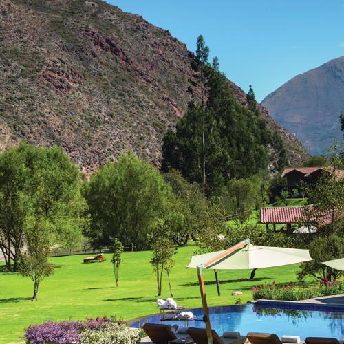 Belmond Hotel Rio Sagrado, Valle Sagrado