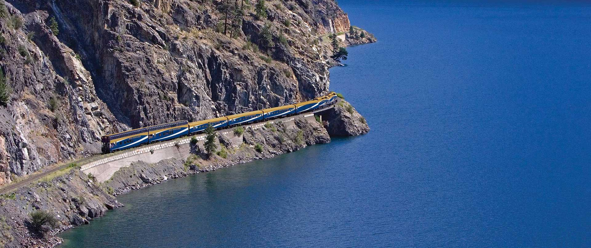 Extension: Rocky Mountaineer Train