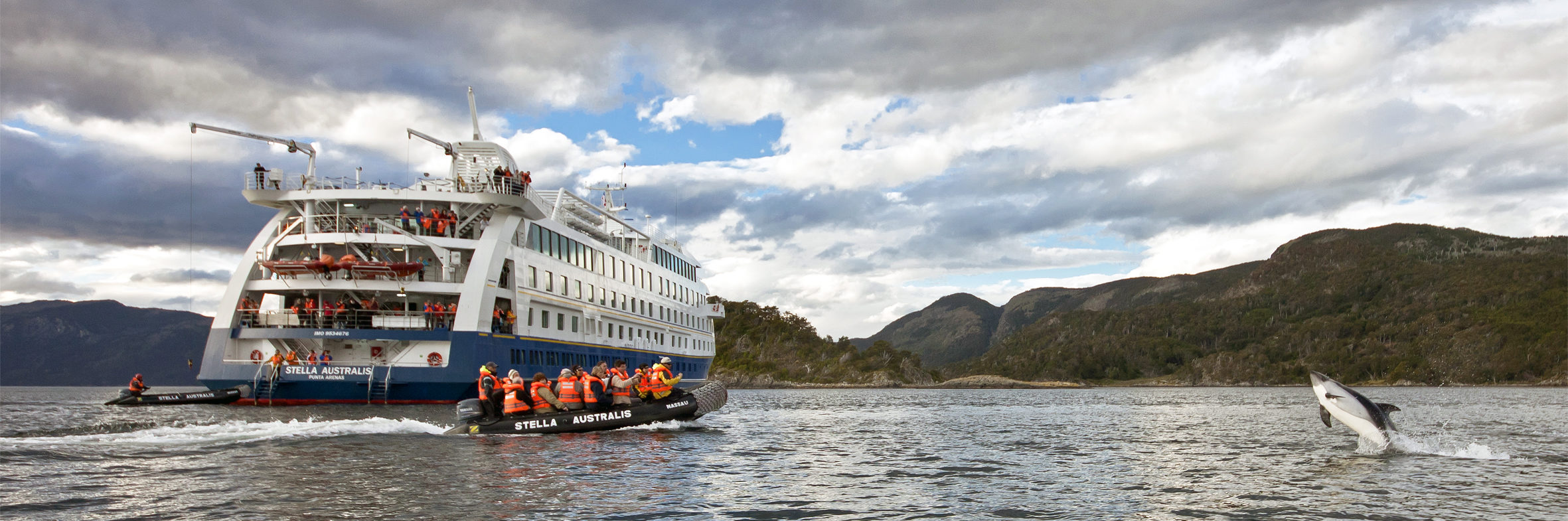 Patagonia with Cruceros Australis