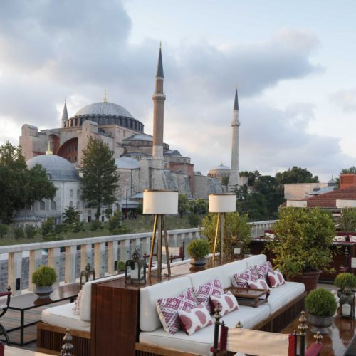 The Four Seasons Hotel, Istanbul