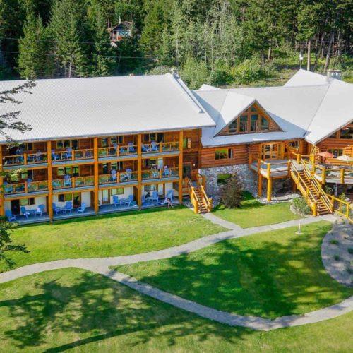 Tyax Wilderness Resort & Spa, Southern Chilcotin Mountains