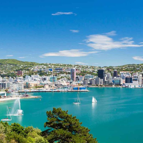 15 Day South Island: Scenery, Sea Life &
