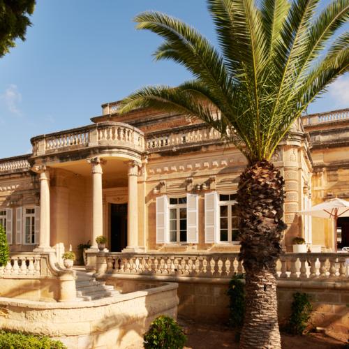 The Corinthia Palace Hotel, San Anton