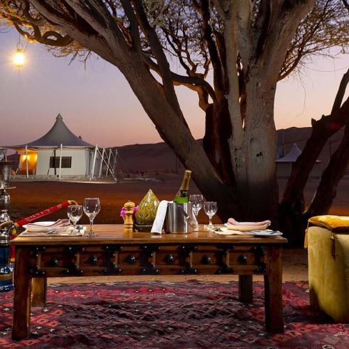 Desert Nights Camp, Wahiba Desert