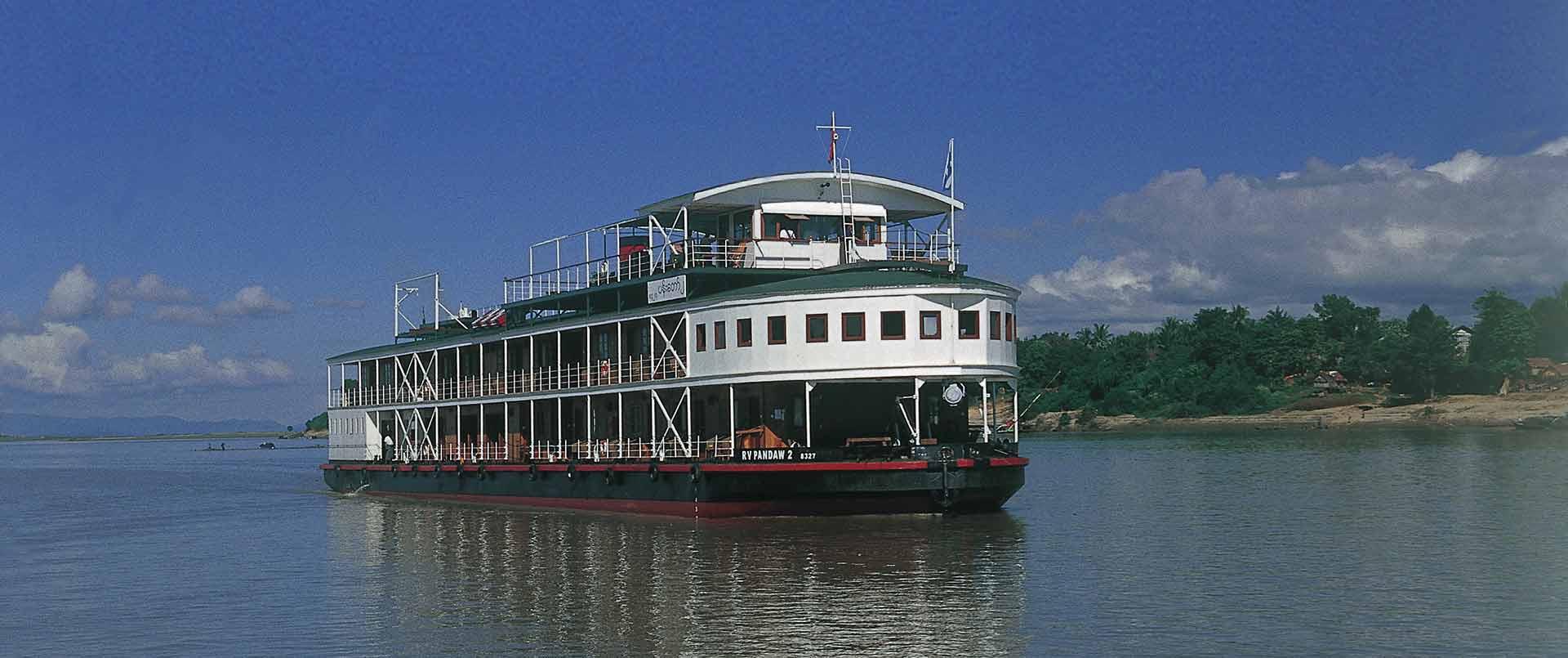 Pandaw River Cruises, Vietnam