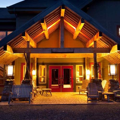 Chic Chocs Mountain Lodge, Gaspe