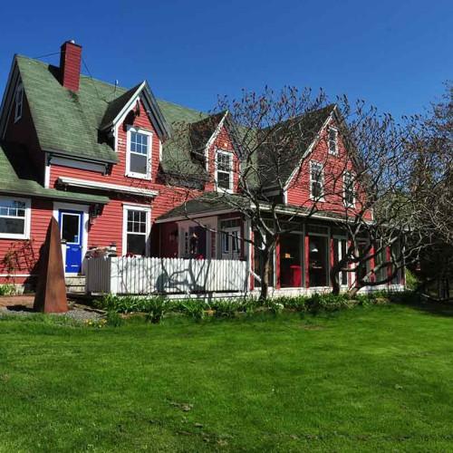 Little Shemogue Country Inn, New Brunswick