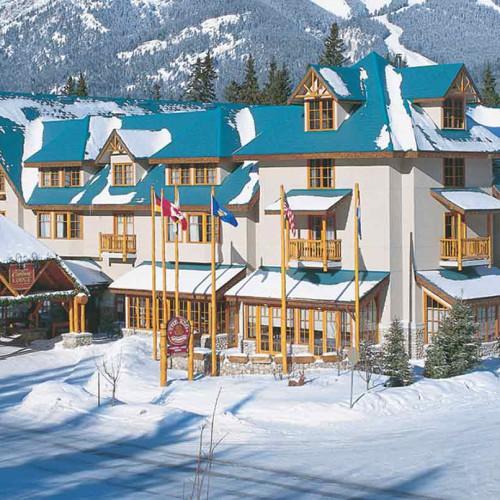 Caribou Lodge, Banff