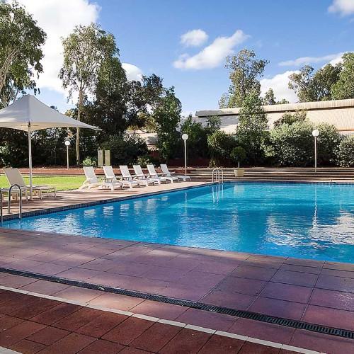 Desert Gardens Hotel, Ayers Rock