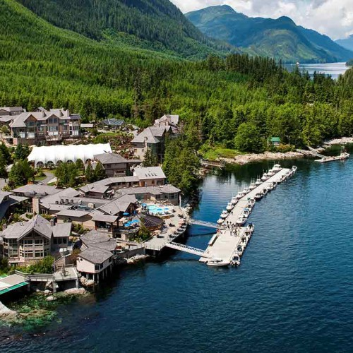 Sonora Resort, Vancouver Island