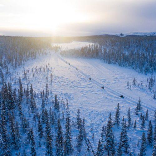 The Ice Hotel, Swedish Lapland