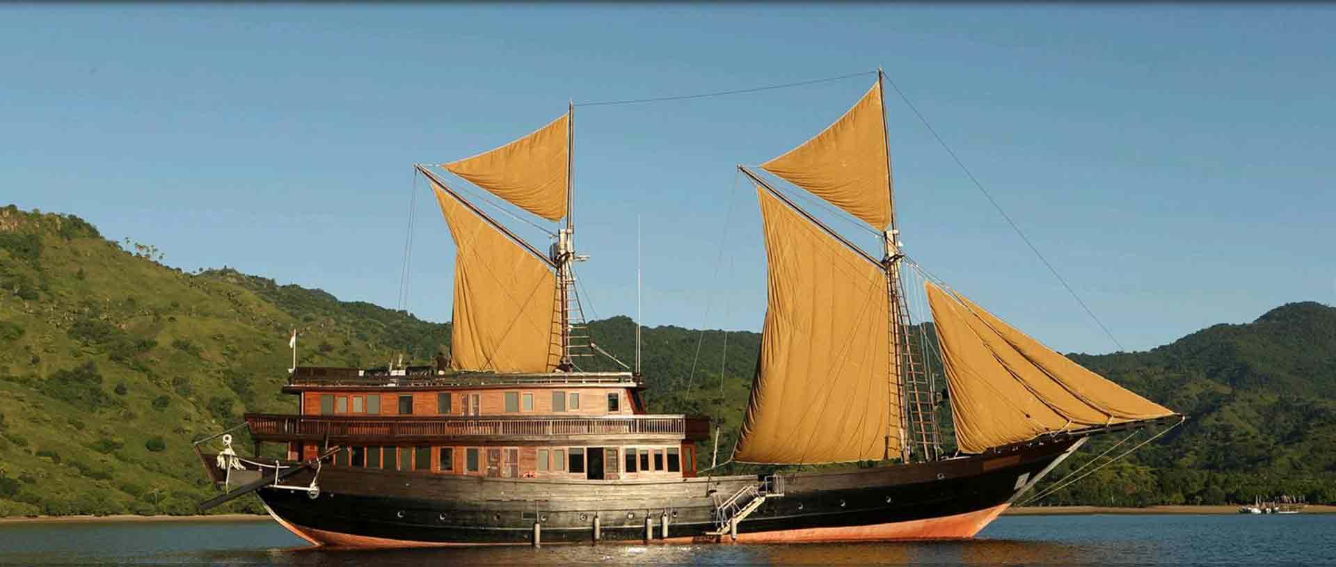 Alila Purnama Cruise