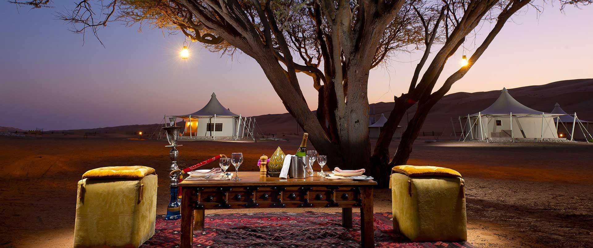 Honeymoon in Oman