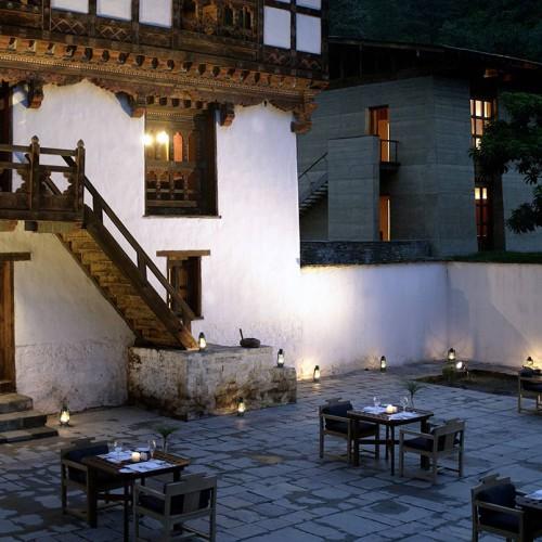 Amankora Punakha, Bhutan