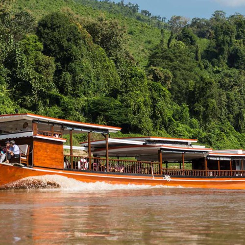 Luang Say River Cruises