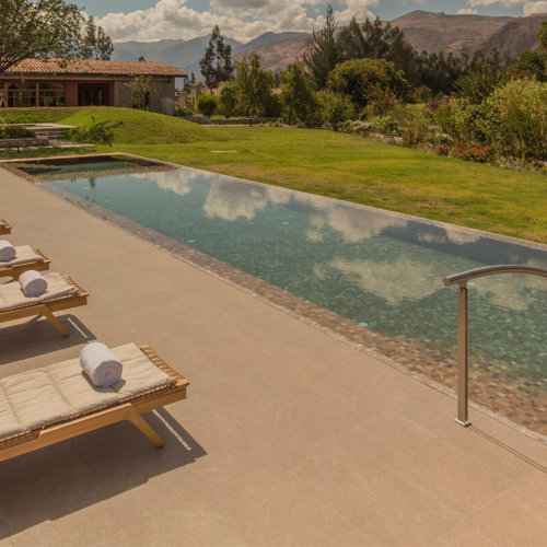 Sol y Luna Lodge, Urubamba, Peru