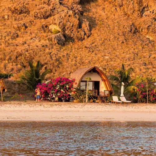 Komodo Resort Diving Club, Komodo Island