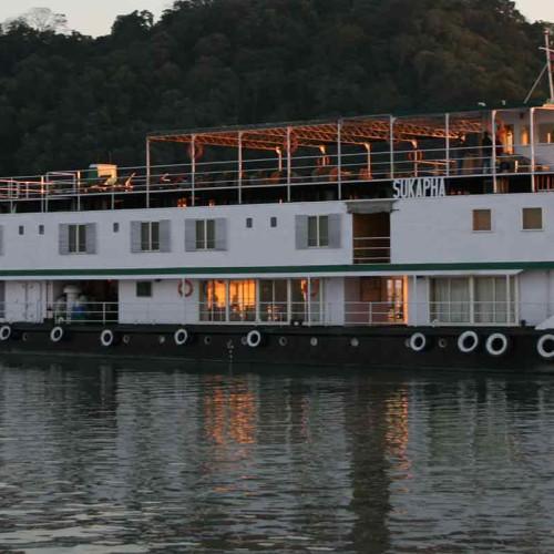 Assam Bengal Cruises on the Brahmaputra River