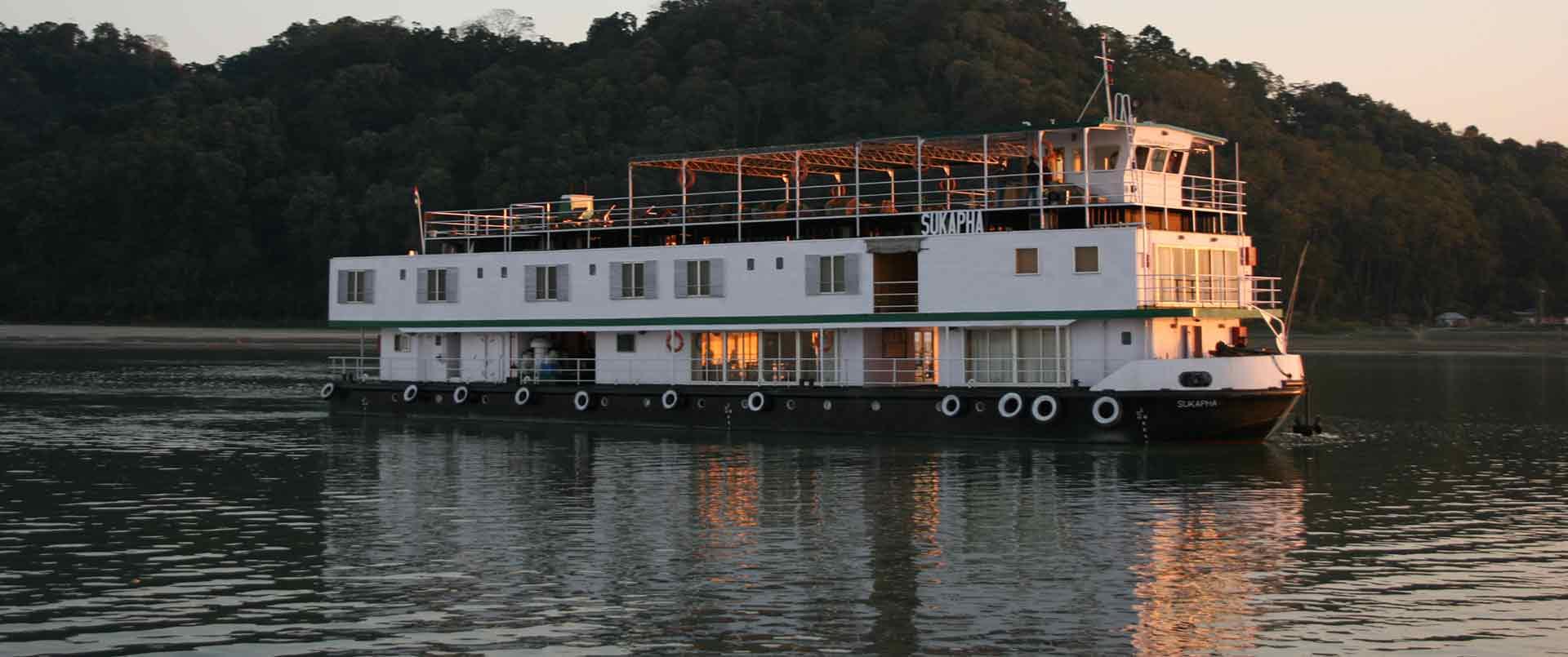 River Cruises in Assam