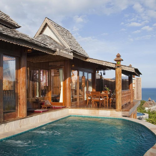 Santhiya Resort and Spa, Koh Yao Yai