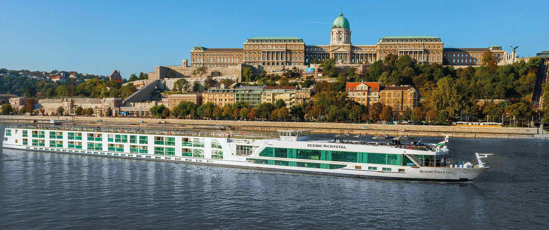 River Cruise with a Scene