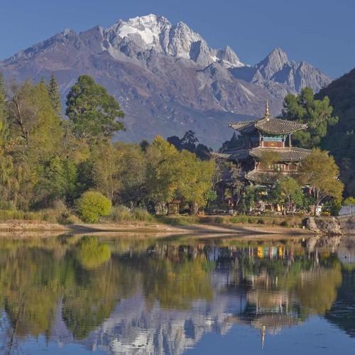 Amandayan, Lijiang, Yunnan Province