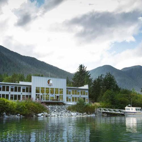 Spirit Bear Lodge, Klemtu