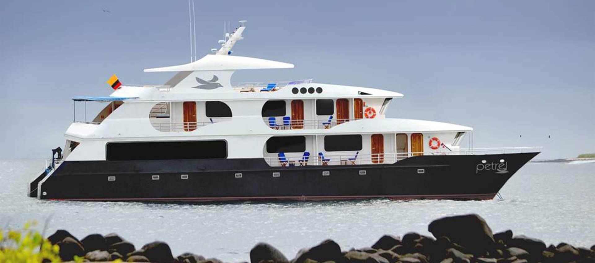Petrel Luxury Galapagos Catamaran