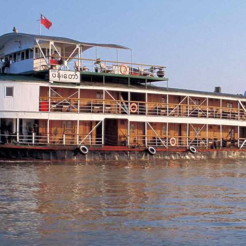 Pandaw River Cruises, Myanmar