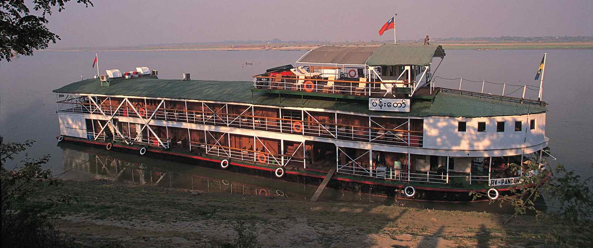 Pandaw River Cruises, Cambodia