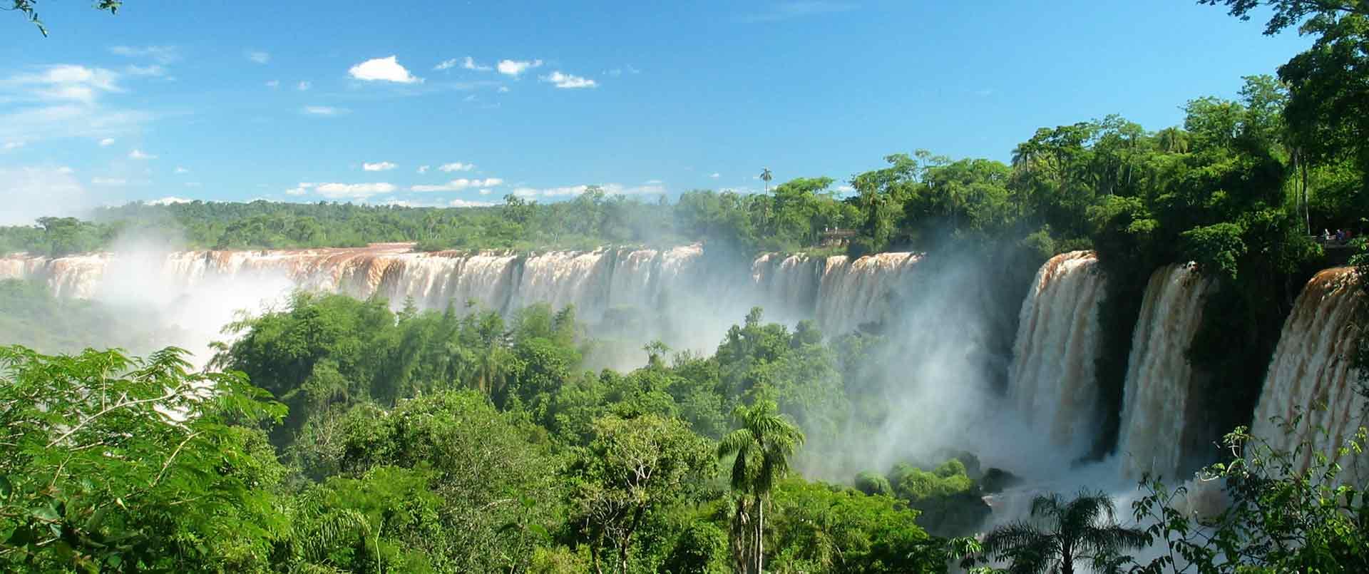 The Jungles, Wetlands & Waterfalls of Brazil
