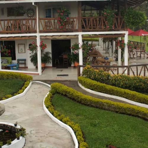 Hotel Akawanka Lodge, San Agustin