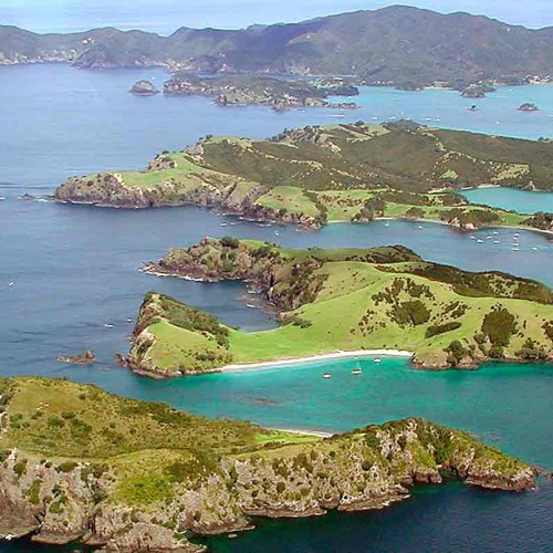 19 Day New Zealand Ultimate Rail, Cruise &