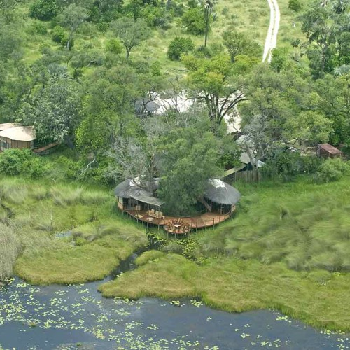 Sanctuary Baines' Camp, Okavango Delta