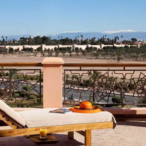 Es Saadi Gardens & Resort, Marrakech