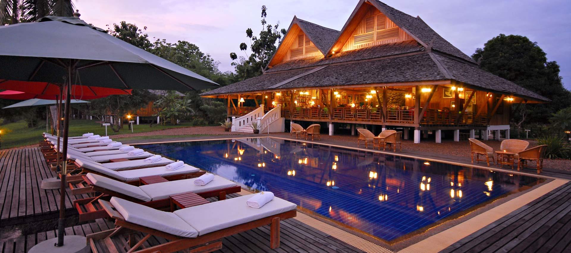 La Folie Lodge, Don Daeng Island