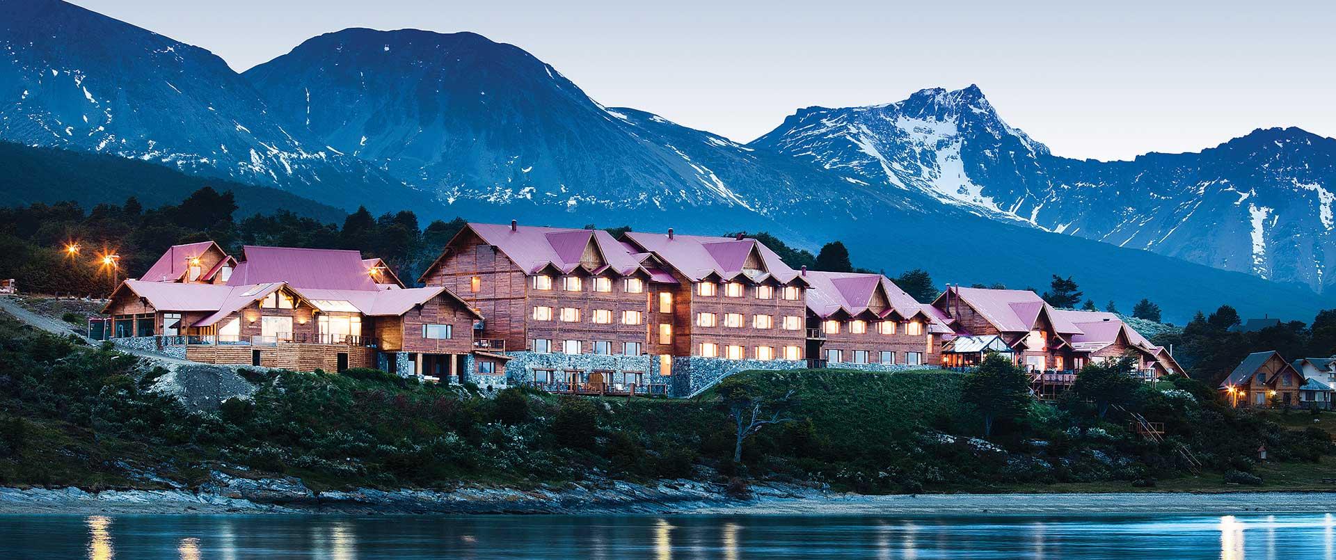 Los Cauquenes, Ushuaia, Tierra del Fuego