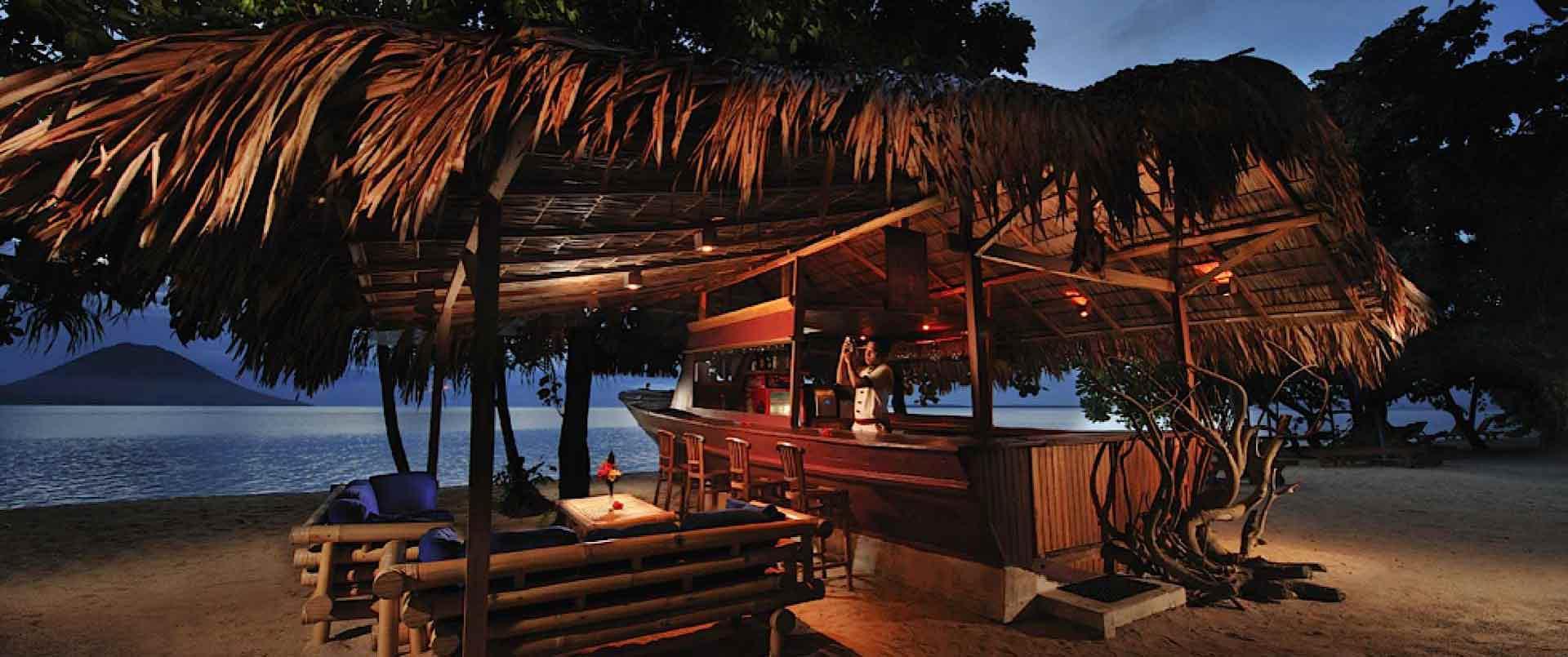 Siladen Resort, North Sulawesi