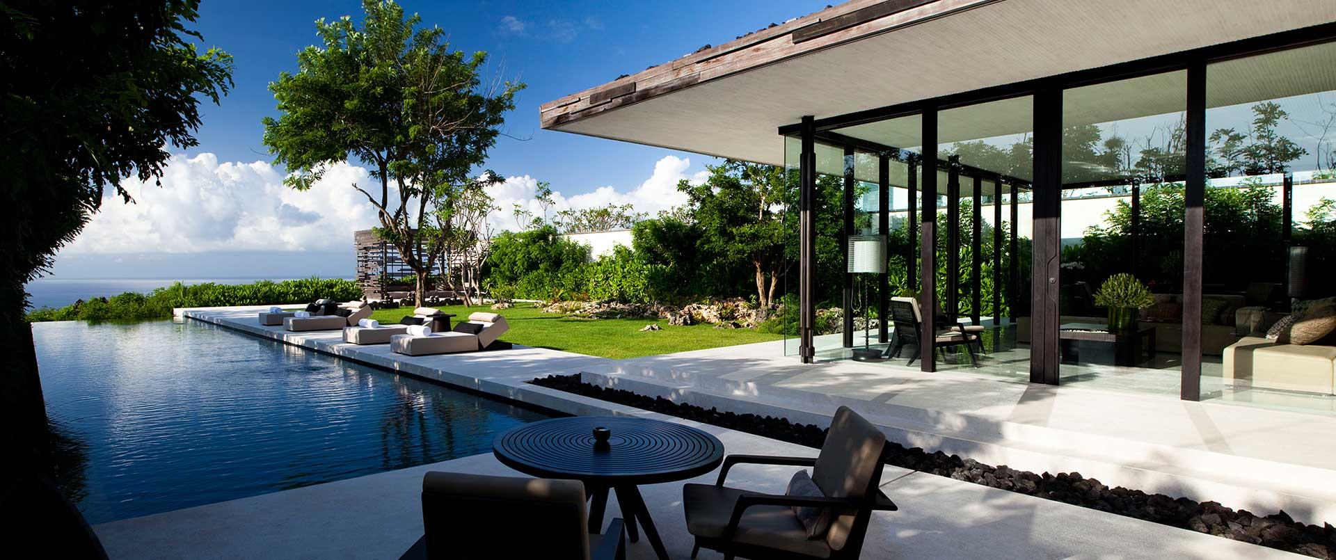 Alila Villas, Uluwatu, Bali