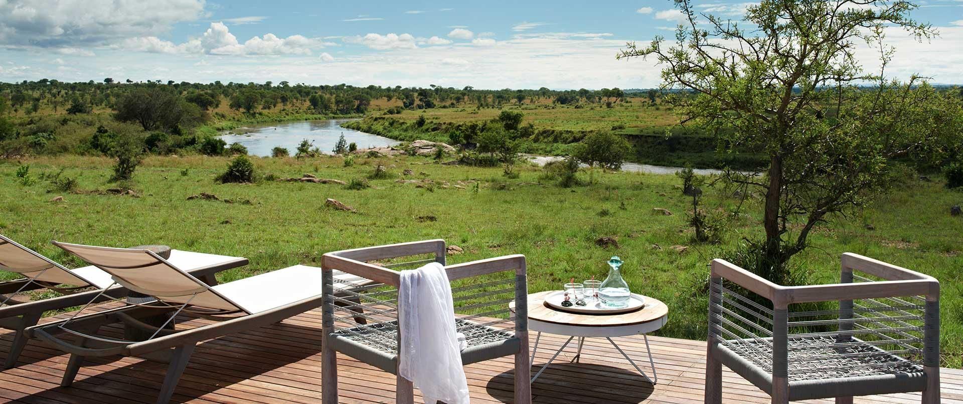 Singita Mara River Camp, Serengeti