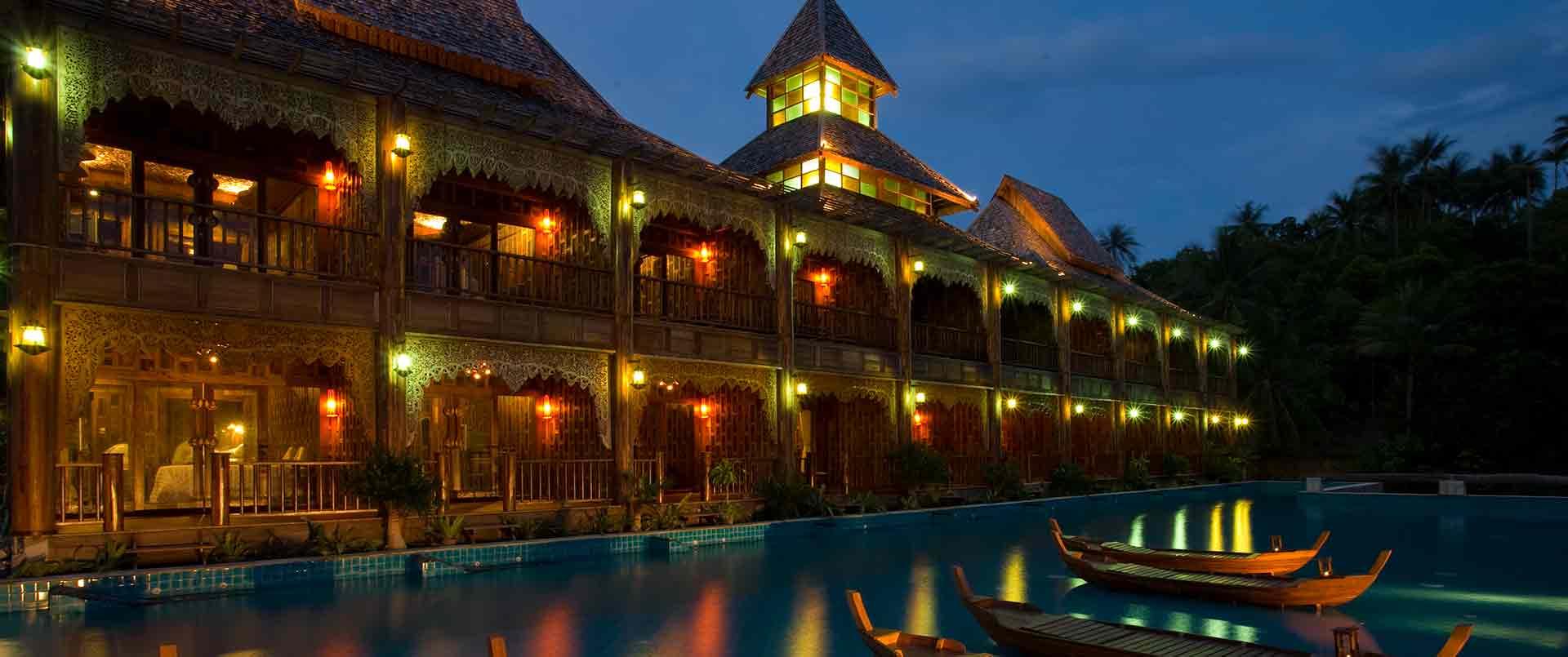 Santhiya Resort and Spa, Koh Phangan