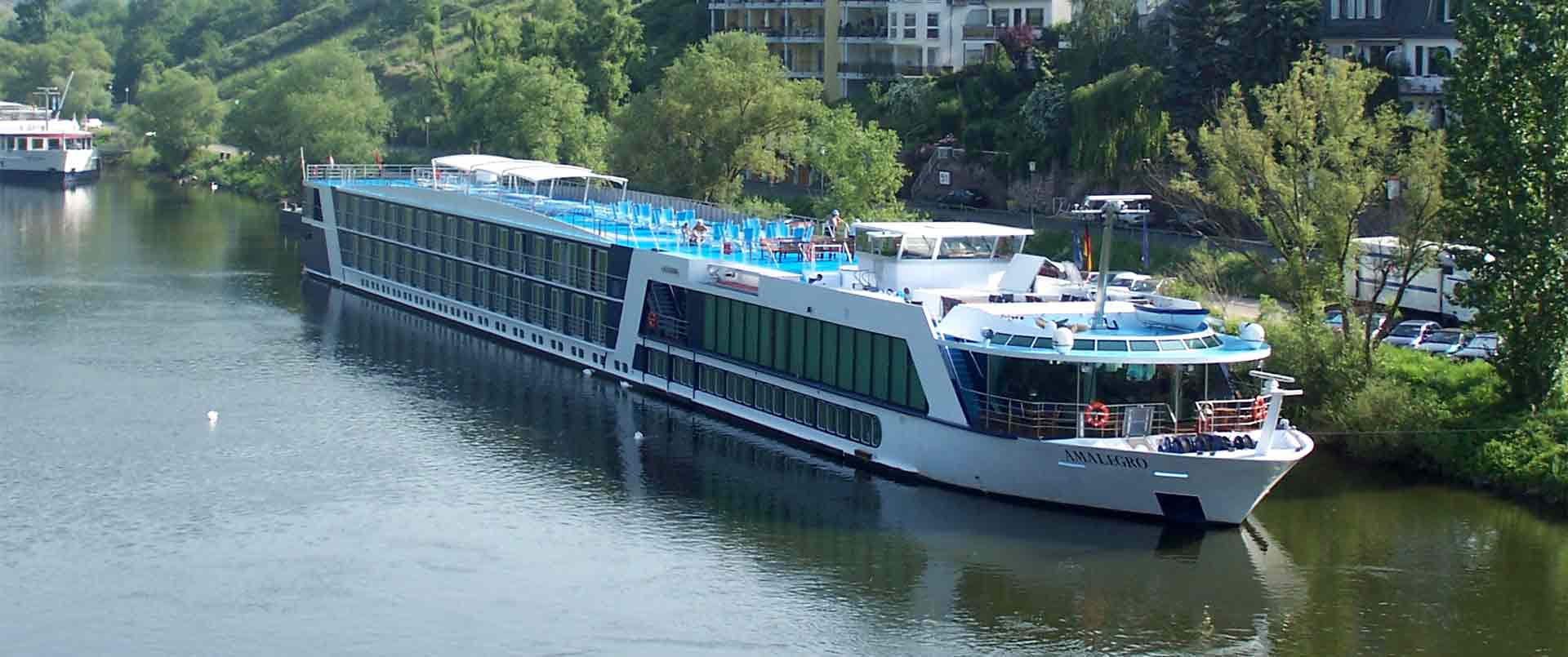 AmaLegro: Paris and Normandy River Cruise