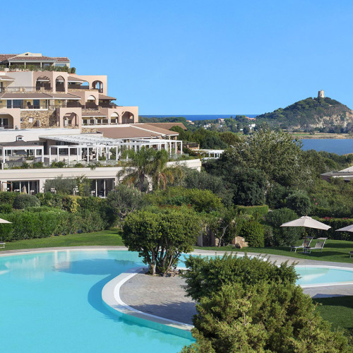 Chai Laguna Resort, Sardinia