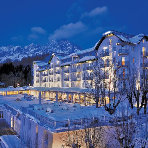 Cristallo, the Dolomites